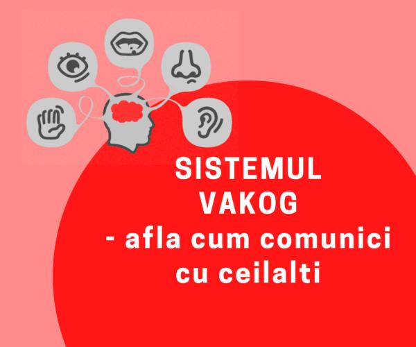 vakog - afla cum comunici cu ceilalti